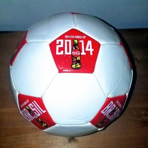 Fifa World Cup Brasil  Coca Cola Soccer Ball